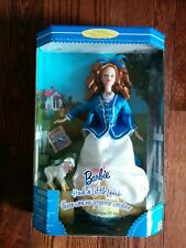 BARBIE HAD A LITTLE LAMB Collectors Edition - Nursery Rhyme Collection- NRFB