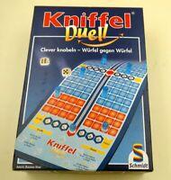 Kniffel Duell -  clever knobeln - Würfel gegen Würfel,Schmidt Spiel