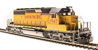 BROADWAY LIMITED 5372 HO SD40N UP #1907 Lightning Stripe Paragon3 Sound/DC/DCC