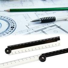30cm Foldable Ruler | Folding School Exam Rulers | Stationery School Protra W9D0