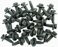 "GM Body Bolts- 5/16-18 x 1-3/16"" Long- 1/2"" Hex- 7/8"" Washer- 30 bolts- #107T"
