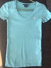 Ralph Lauren Women's V Neck Tops & Shirts