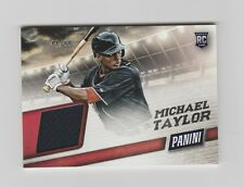 Michael Taylor Nationals 2015 Father's Day Rookie Jersey #60 44/99