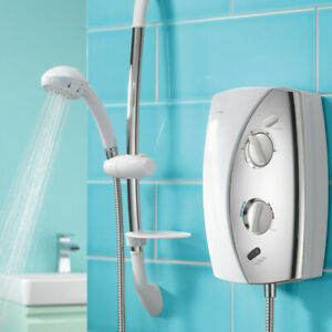 New Gainsborough E50 Electric Shower 8.5kW Free Postage