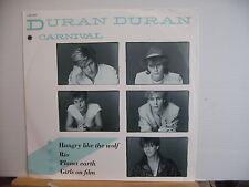 "DURAN DURAN Carnival 1982 12"" VINYL EP 1A 062Z-64942 Free UK Post"