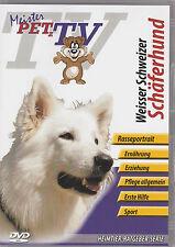 Weisser Schweizer Schäferhund - Meister PETz TV *DVD*NEU* Ratgeber - Hund