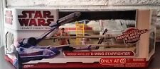 Star Wars Wedge Antilles X-WING STARFIGHTER Legacy Collection TARGET EXCLUSIVE