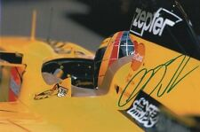"Heinz-Harald Frentzen ""Jordan"" Autogramm signed 20x30 cm Bild"