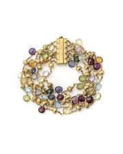 Marco Bicego 18k Yellow Gold And Quartz Paradise Bracelet BB922-MIX01