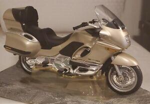NewRay Die-cast 1:12 Scale RoadRider BMW K1200LT Motorcycle - Read!
