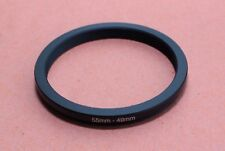 55mm to 49mm 55-49 Step Down Male-Female Filter Ring Adapter 55mm-49mm