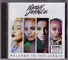 Neon Jungle - Welcome To The Jungle - CD (RCA 2014)