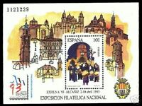 ESPAÑA 1993 3249 Exfilna'93 Alcañiz HB
