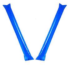 blue 100 thunder stick sport balloon cheer bang inflatable boom cheerleading