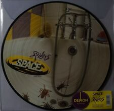Space-Spiders LP LIMITED picture disc vinile NUOVO/scatola originale demrec 135