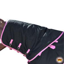 Lrg Hilason 1200D Winter Waterproof Poly Turnout Horse Hood Neck Cover U--LRG