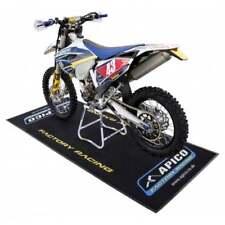 Apico Factory Racing Motocross Mx Moto Officina Tappeto - 250cm x 110cm