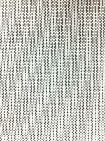 Gray White Two Tone 100% Waterproof Outdoor Canvas Fabric - Sold By The Yard