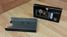 Genuine JVC (C-P7U) VHS-C SVHS Cassette Adapter / Converter With Case **READ**
