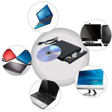 USB externe DVD + / - RW CD-RW DVD-ROM DVD-RW Graveur lecteur nouveau