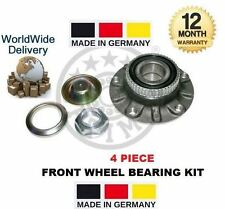 FOR BMW 3 SERIES CONVERTIBLE E36 1993-1999 4 PIECE FRONT WHEEL BEARING HUB KIT