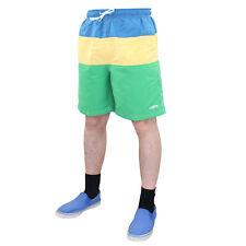 Mens Swimming Board Surf Shorts Swim Swimwear Beachwear Summer Sports Trunks Green XL