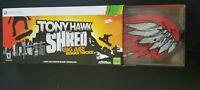 Tony Hawk: Shred Game With Wireless Board Controller - XBOX 360 New Sealed !!!!!