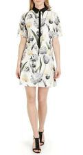 Ted Baker Palomia Paper Petals Shirt Dress Floral  Size 1 UK 8