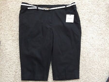 NWT RAFAELLA WEEKEND CAPRIS