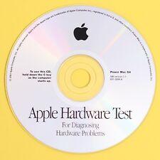 Apple Power Mac G4 Digital Audio PowerMac3,4 Apple Hardware Test Diagnostic Disc