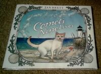 Comet's Nine Lives, Signed 1st Edition, F/F, by Jan Brett