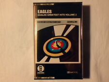 EAGLES Grestest hits vol. 2 mc cassette k7 ITALY RARA MAI SUONATA RARE UNPLAYED!