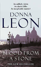 Blood From A Stone: (Brunetti 14), Leon, Donna, New Book