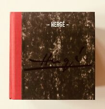*HERGÉ*  Ausstellungskatalog von der HERGE-AUSSTELLUNG im Centré Pompidou
