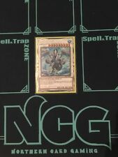 Yugioh-Trishula,Dragon of The Ice Barrier-Secret Rare-1st Edition-BLLR EN060