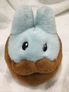 "Frank Kozik X Kidrobot 7"" Stache Light Blue Labbit Rabbit Bunny Plush Stuffed"