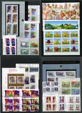 Canada 1993, 1994 Commemorative Imprint Blocks, Sheets etc. MNH