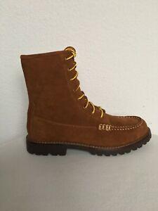 Polo Ralph Lauren, Boots, Suede, snuff, EUR 44, neu