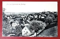 AK HALSBRÜCKE bei Freiberg um 1910 Blick auf den Ort   ( 29849