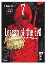 manga Lesson Of The Evil tome 7 seinen Eiji Karasuyama Yusuke Kishi Big KANA VF
