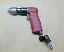 "Ingersoll Rand DG022B-26-A Pistol Grip Air Drill -  2600 Rpm - 3/8"" - Reversible"
