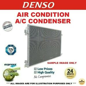 Air Con AC CONDENSER for PEUGEOT BIPPER Tepee 1.4HDi 2008->on