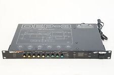 Roland DEP-3 Digital Effects Processor Reverb Delay World Ship