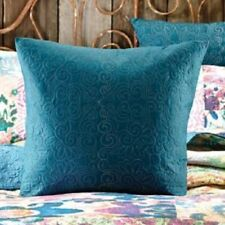 Tracy Porter Poetic Wanderlust Leandre Euro Pillow Sham Reversible, Quilted New