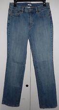 LIZ & CO. Stretch Straight Leg Jeans Women's Size 10 Long (30 1/2 x 33)