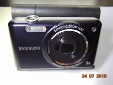 SAMSUNG ES Series ES70 12.2MP Digital Camera - Black