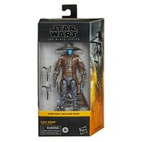 Hasbro Star Wars Black Series Clone Wars Cad Bane Action Figure PREORDER New