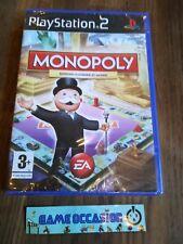 Monopoly : Editions Classique et Monde - Jeu PS2