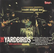 THE YARDBIRDS - HITS AND MORE - RARE CD
