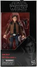 Star Wars BLACK SERIES YOUNG HAN SOLO FIGURE #62 SOLO MOVIE 2018 IN STOCK